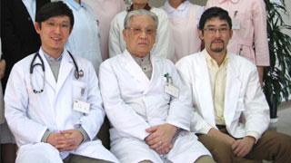 写真左から:伊豫隆、伊豫亨、伊豫正人